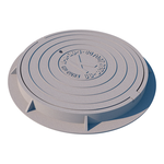 Люк чугунный легкий усиленный ЛУ (А30)-1-60