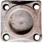 Фланец глухой для котла Универсал 6М