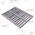 Решетка чугунная водоприемная РСЧ 410x500x25