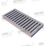 Решетка чугунная водоприемная РСЧ 600x300x40