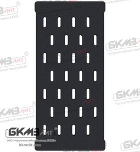 Колосник 560x250x45 для котла КВр