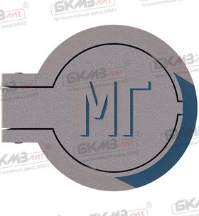 Ковер газовый чугунный большой КТ (С250)