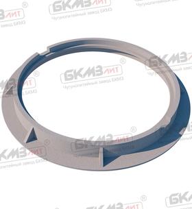 Обечайка люка чугунного лёгкого Л (А30)-1-60