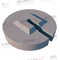 Груз чугунный компенсаторный КС.401.104.007-01